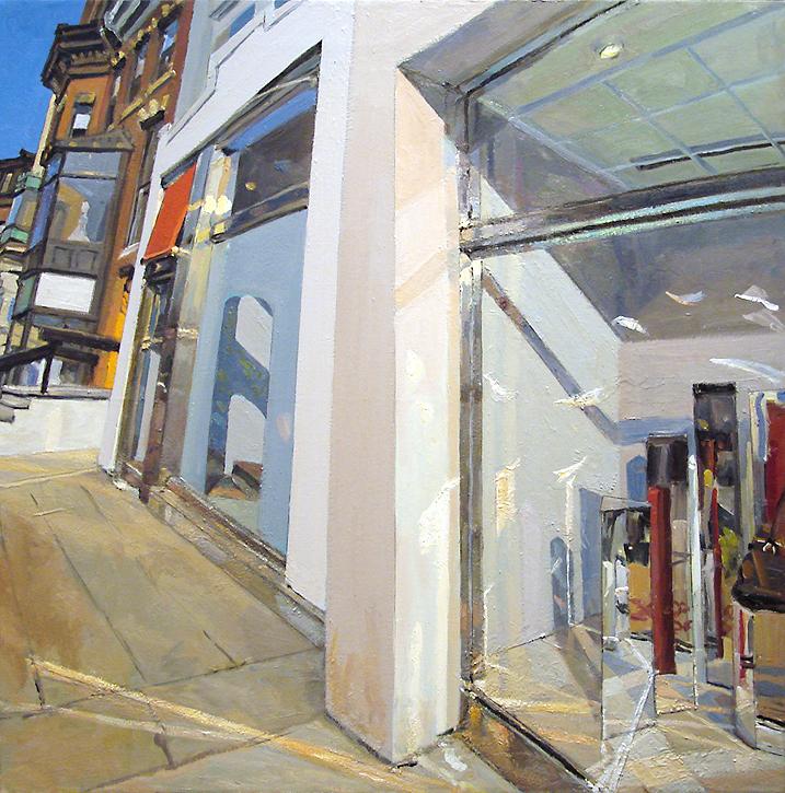 Paintings by George Nick