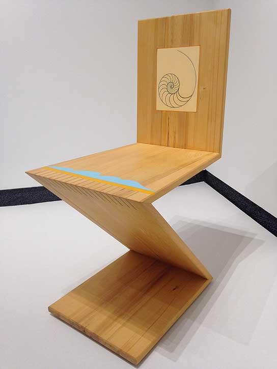 Chair by Garry Knox Bennett