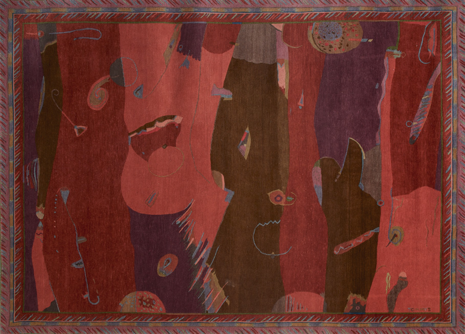 Tapestry by Tommy Simpson