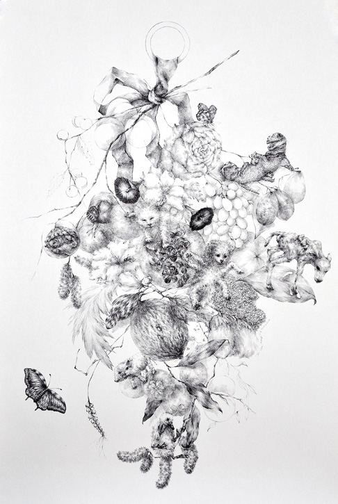 Drawing by Joo Lee Kang