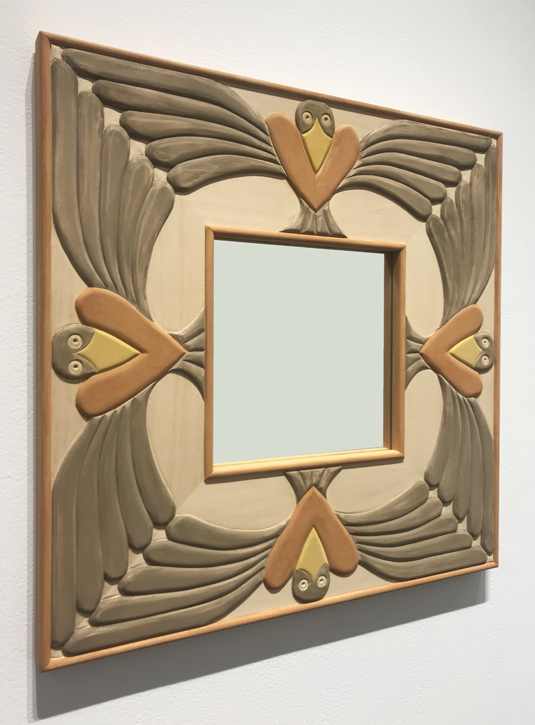 Mirror by Judy Kensley McKie