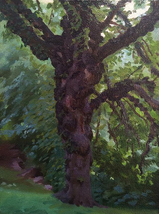 Paintings by Ed Stitt