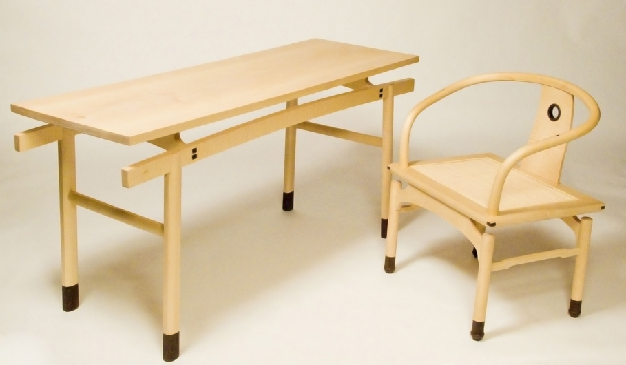 Furniture by Michael Puryear