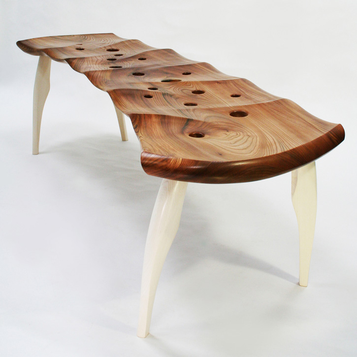 Furniture by Alun Heslop