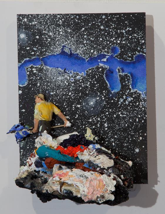 Piece by Gerry Bergstein