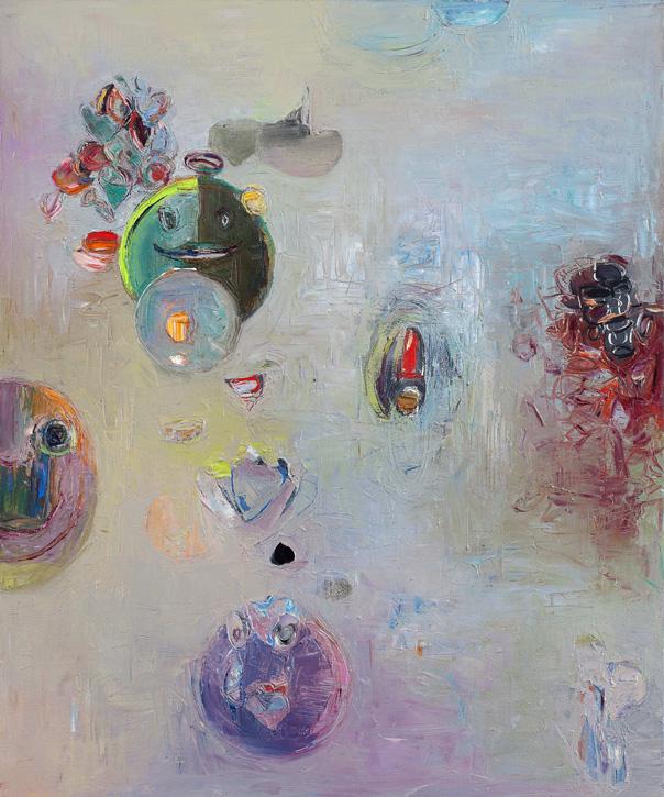 Painting by Bryan McFarlane