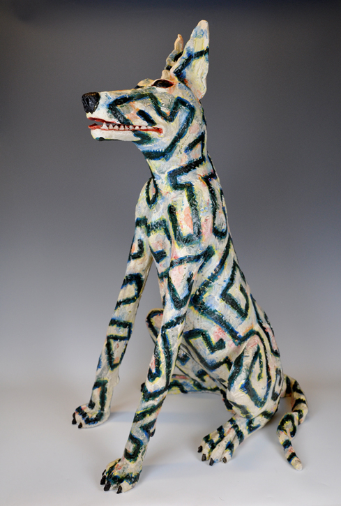 Sculpture by Jeff Downing