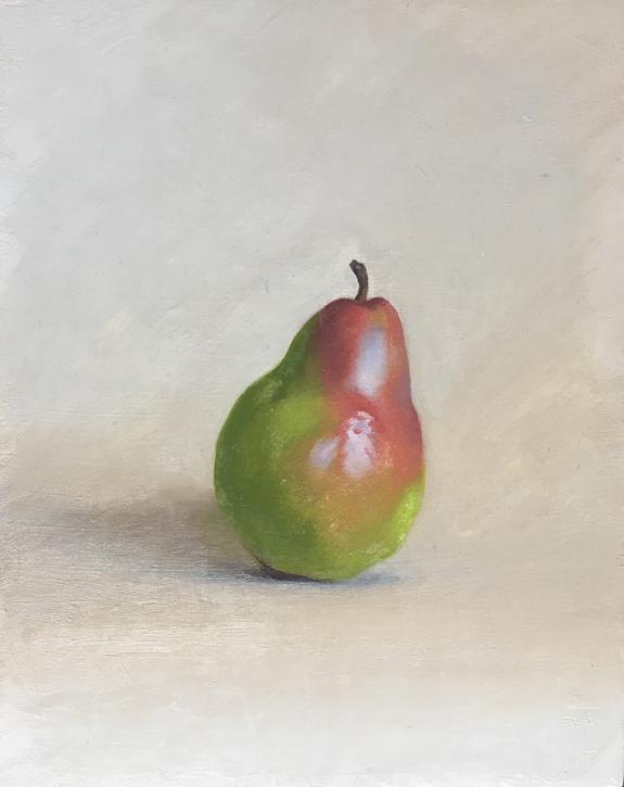 Painting by Ed Stitt